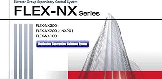 Hệ điều khiển nhóm thang FLEX-NX
