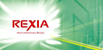 Thang máy không phòng máy REXIA